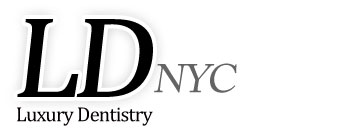 Luxury Dentistry NYC logo